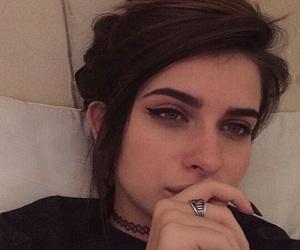alternative, eyebrows, and girl image