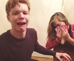 shameless, cameronmonaghan, and iangallagher image