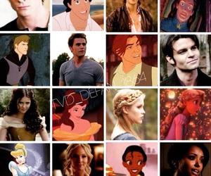 disney, princess, and tvd image