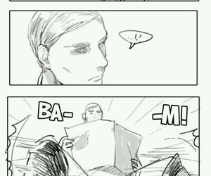 funny, snk, and Erwin image