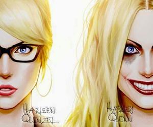 harley quinn, suicide squad, and harleen quinzel image