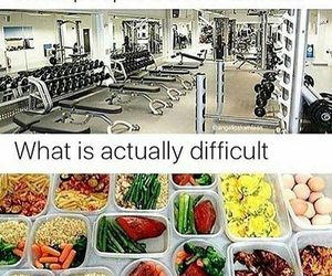 gym, fitness, and lifestyle image