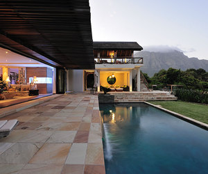 bedroom, house bishopscourt, and cape town image