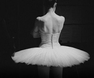 ballet, dance, and black and white image