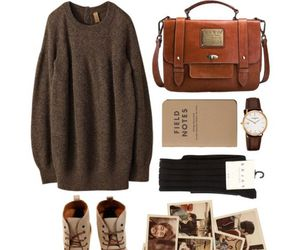 girl, fashion, and Polyvore image