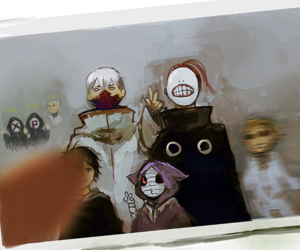 ghoul, eto, and one eyed ghoul image