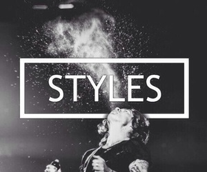 Harry Styles and lockscreen image