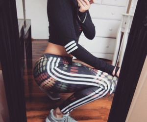 nike, outfit, and adidas image