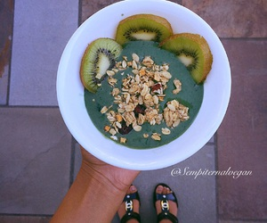 fit, granola, and green image