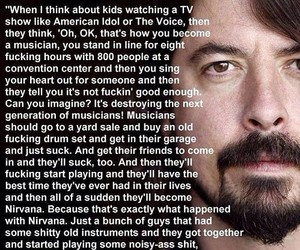 dave grohl, relatable, and Lyrics image