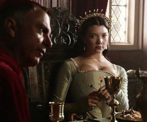 elizabeth I, The Tudors, and natlie dormer image