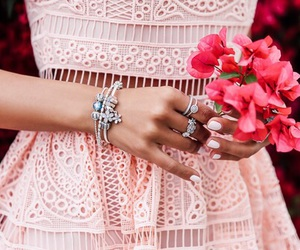fashion, pink, and accessories image