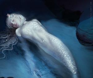"""""""mermaid"""" by toraji image"""