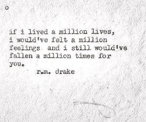 life, rmdrake, and alwaysyou image