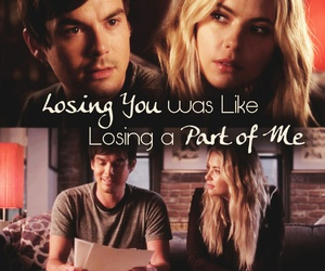 pretty little liars and haleb image