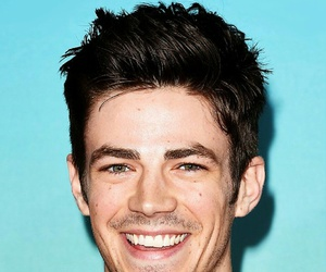 grant gustin, Hot, and the flash image
