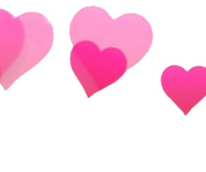 hearts, photobooth, and png image