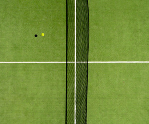 tennis and green image