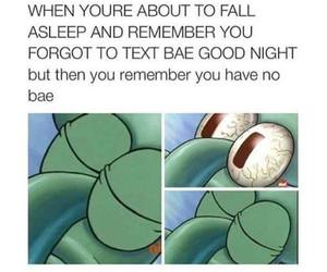 funny, bae, and spongebob image