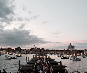 travel, summer, and venice image