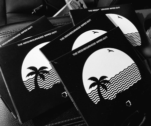 the neighbourhood, wiped out, and album image
