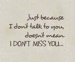 quotes, miss, and talk image