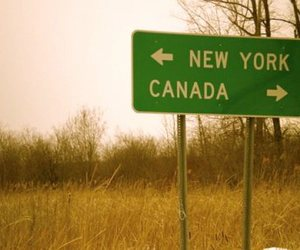 canada and new york image