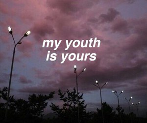 troye sivan, youth, and Lyrics image