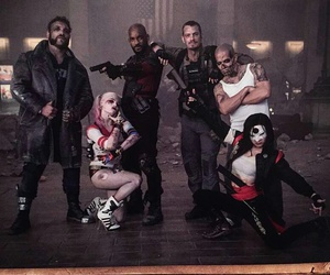 cool, suicide squad, and team cap image