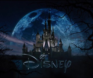 disney and dark image