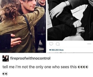 louis tomlinson, Harry Styles, and proof image