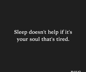 life, quotes, and sleep image