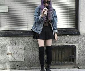 grunge, fashion, and alternative image