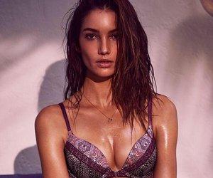 angel, bikini, and body image