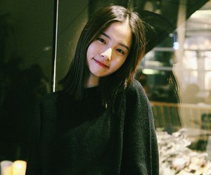 cute, asian, and girl image