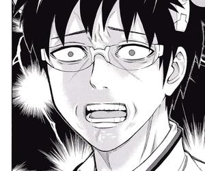 anime, manga, and saiki kusuo no psi nan image