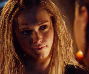 beautiful, the 100, and clarke griffin image