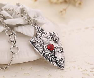 amulet, Bonnie, and the vampire diaries image