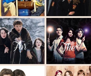 harry potter and narnia image