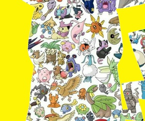 all, pikachu, and pokemon image