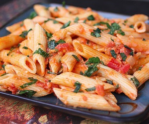 food, pasta, and yummy image