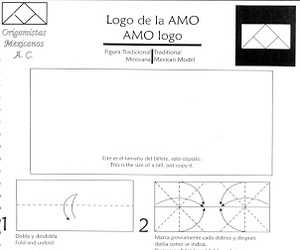 diagrams, Logo, and origami image