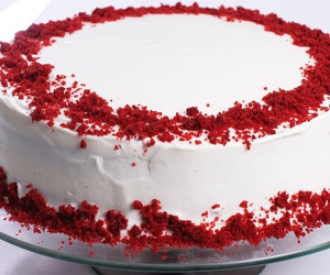 cake, cook, and cooking image