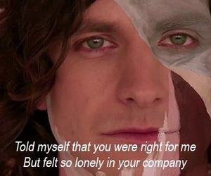 lonely, quote, and company image
