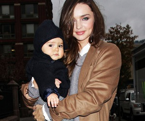 miranda kerr, model, and baby image