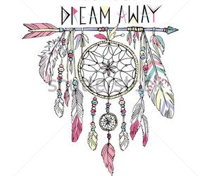 background and dreamcatcher image