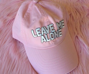 pink and cap image