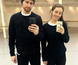 adelaide kane, reign, and torrance coombs image