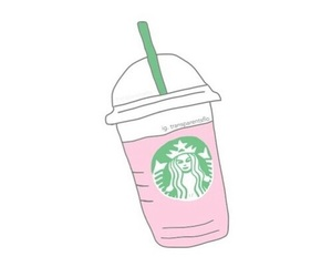 overlay, starbucks, and transparent image