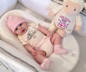 baby, baby girl, and cute image